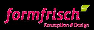 Full-Service-Agentur formfrisch Logo