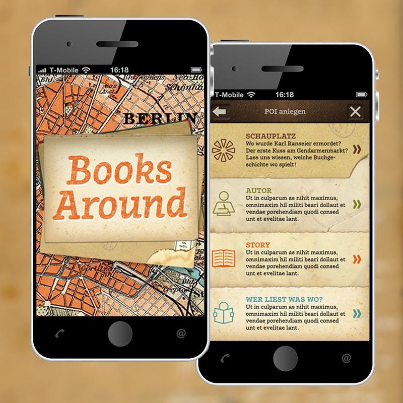 Books around App Bertelsmann