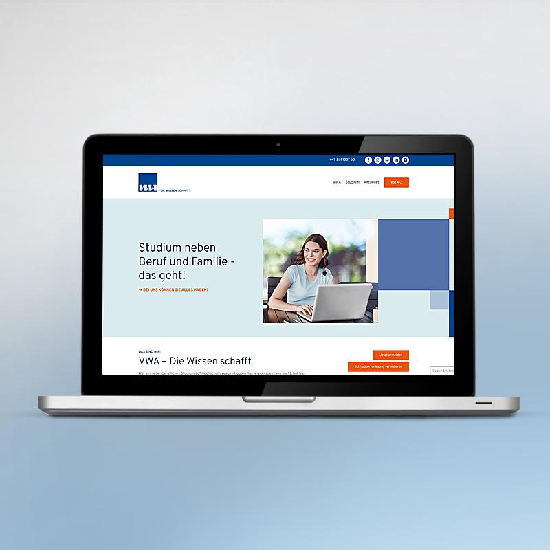 VWA-Website